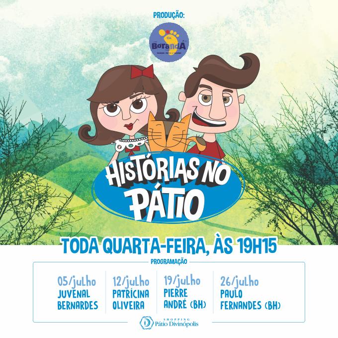 patiodivinopolis - HISTORIA NO PATIO - banner site